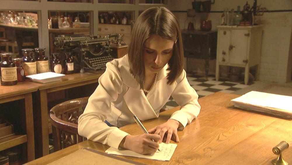 La carta de amor con la que Beatriz quiere conquistar a Matías