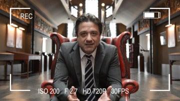 """Arturo Román: """"La culpa duele más que una herida de bala"""""""