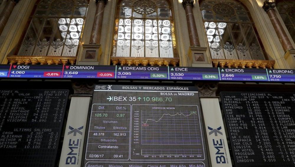 Popular pierde un 38% de su valor en Bolsa en una semana