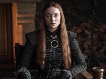 Sansa Strak en la séptima temporada de 'Juego de Tronos'