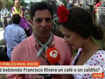 Frame 68.025535 de: Así vive Fran Rivera El Rocío, bailes, cante y muchas risas