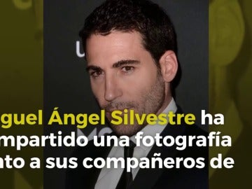 Frame 7.673802 de: Miguel Ángel Silvestre se despide de 'Sense8'