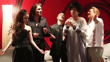 La graciosa versión de 'Despacito' en las voces de los finalistas de 'Tu cara no me suena todavía'