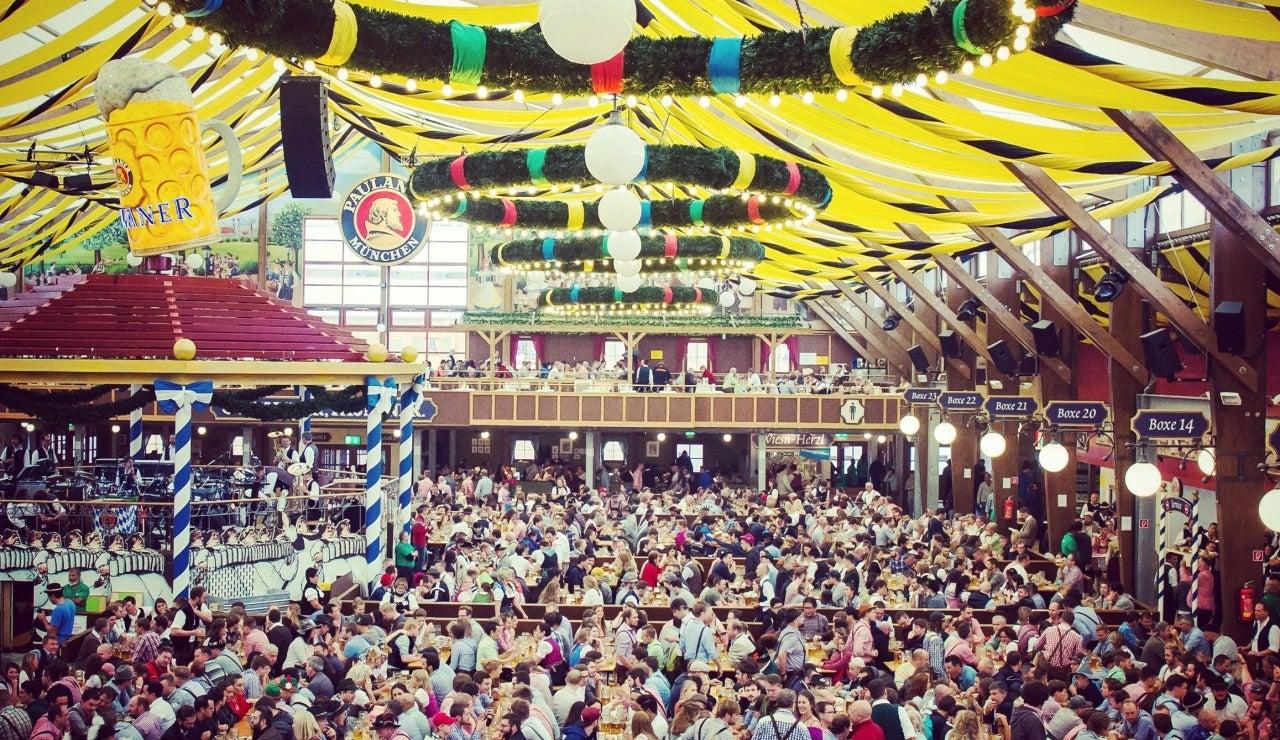 Oktoberfest en Múnich (Alemania)