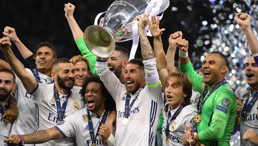 Resultado de imagen para Real Madrid Champions League Cardiff
