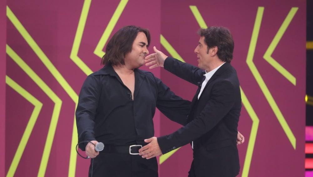 Manu Rodríguez, un valiente Nino Bravo para el jurado