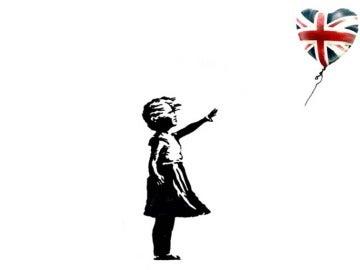 Imagen que acompaña el anuncio de Banksy en su web