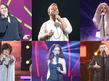 ¡Vota por la mejor actuación de la gran final de 'Tu cara no me suena todavía'!