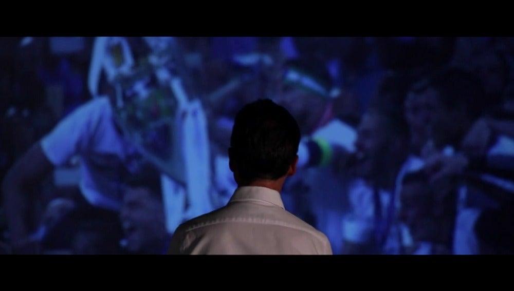 """Frame 16.629583 de: Matías Prats abre la final de la Champions: """"Queda repetir para hacer historia"""""""
