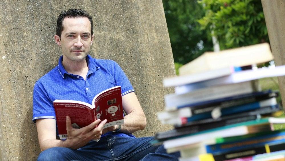 El profesor de Educación en la Universidad de A Coruña Víctor Arufe