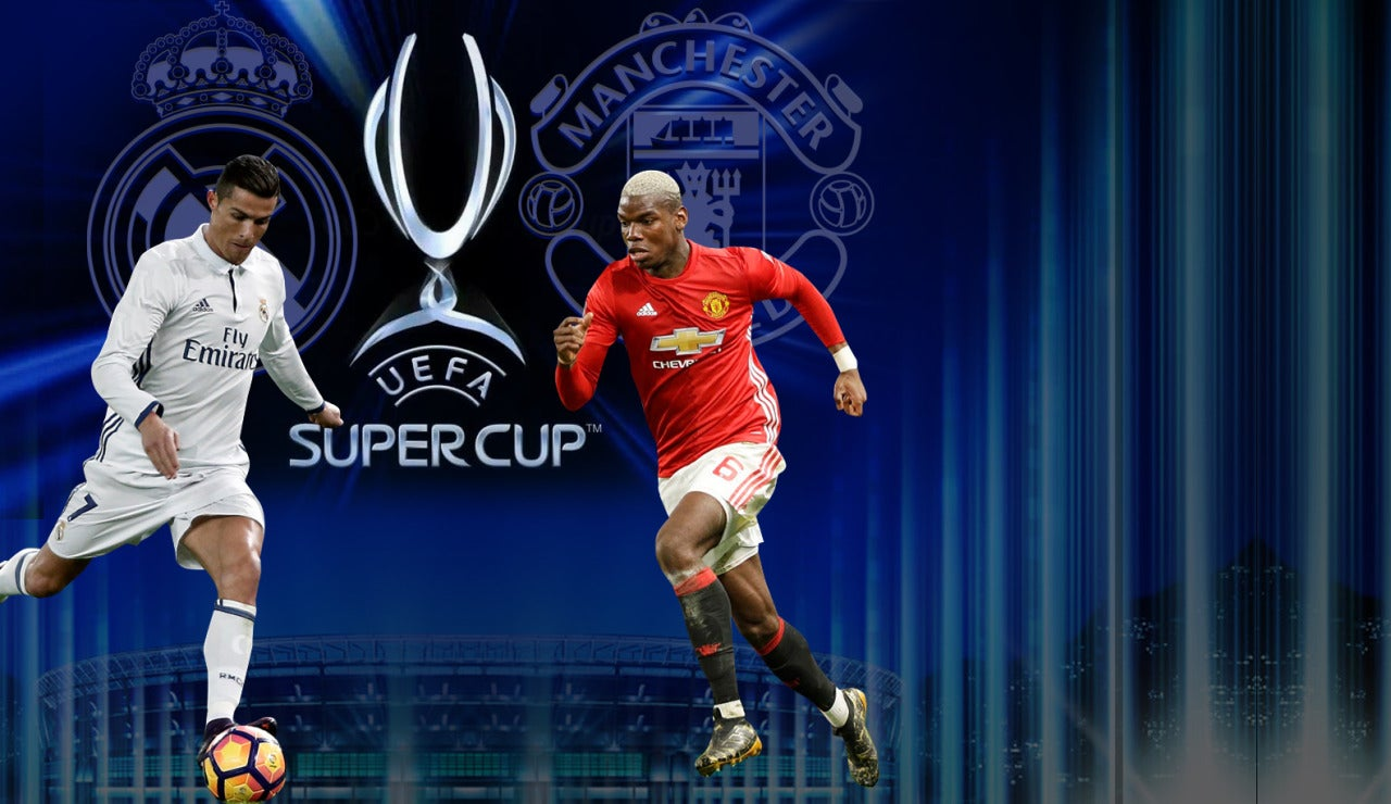 Supercopa de Europa Real Madrid - Manchester United