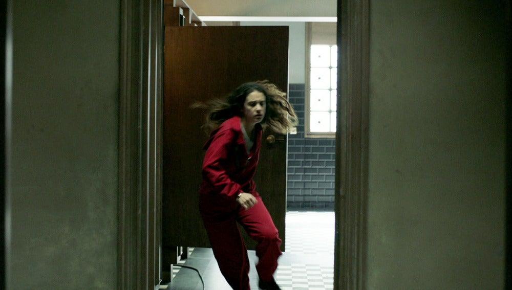 Alison Parker huirá dispuesta a convertirse en la heroína de 'La casa de papel'