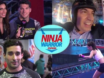 Así vivimos el primer programa de 'Ninja Warrior' detrás de las cámaras