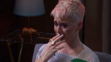 Katy Perry confiesa que tuvo pensamientos suicidas