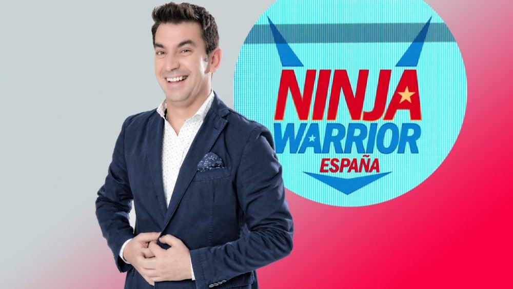 Arturo Valls en 'Ninja Warrior'