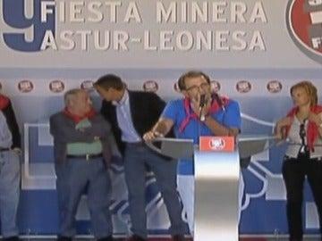 Frame 46.734609 de: Los sindicalistas podrían haberse repartido comisiones por un geriátrico minero