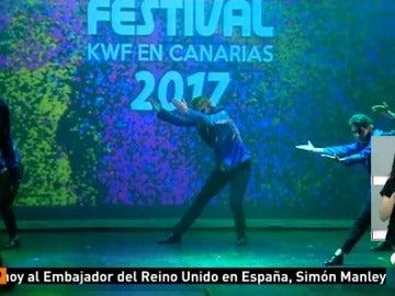 Frame 62.17 de: El K-Pop invade Gran Canaria y muestra lo que este género musical surcoreano es capaz de transmitir
