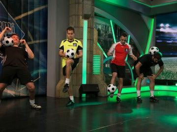 ¿Son futbolistas de verdad o estafadores?