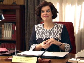 ¿Qué dirá Rovira cuando descubra los planes de Marta?