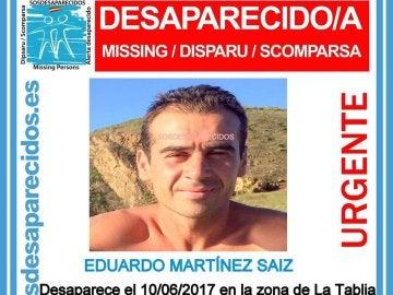 Desaparecido en Suances, Cantabria
