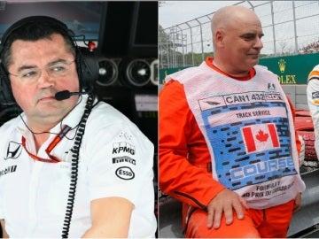 Eric Boullier habla sobre el abandono de Alonso en Canadá