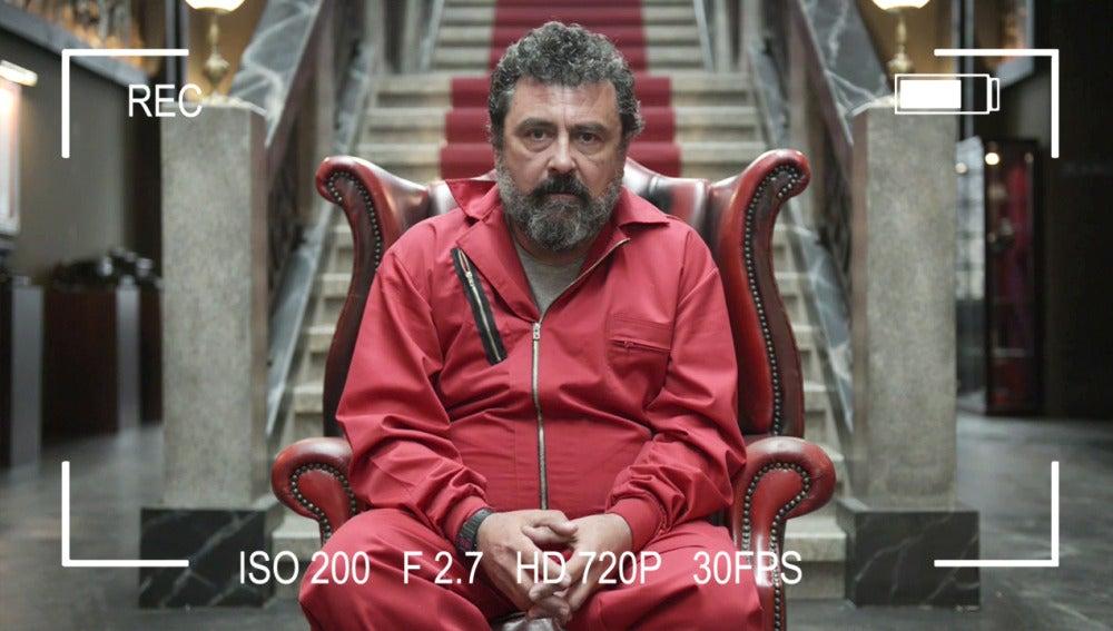"""Moscú: """"Tengo un Máster en butrones"""""""