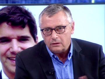 El miedo de Michael Robinson como padre tras el doble atentado de Londres