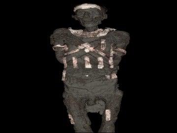 Al descubierto los secretos de las momias