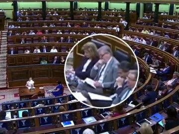 Frame 61.65028 de: Las anécdotas del debate de la moción de censura en el Congreso