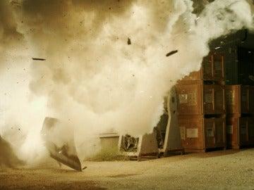 Una explosión abrirá el camino de la desesperación en 'La casa de papel'
