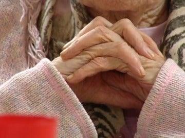 Frame 48.465777 de: Dos ancianos llevan más de medio año abandonados en un hospital de Gran Canaria