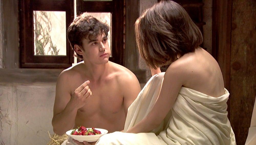 """Matías: """"No puedo darte más, Beatriz"""""""
