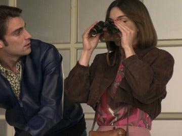 María se arriesgará a encontrar a su admirador secreto