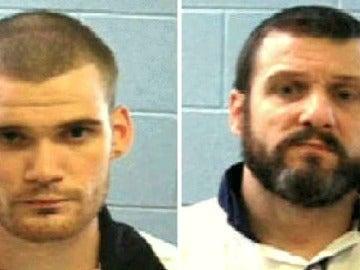 Frame 4.686618 de: Se escapan dos presos en Georgia y matan a dos  guardias que los custodiaban