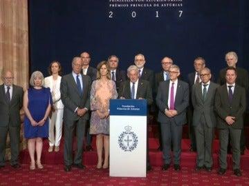 Frame 73.901991 de: El descubrimiento de las ondas gravitacionales, Premio Princesa de Asturias de Investigación Científica y Técnica