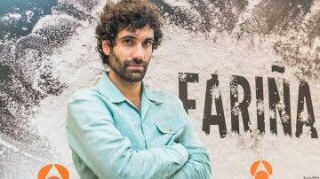 Tamar Novas es Roque en 'Fariña'