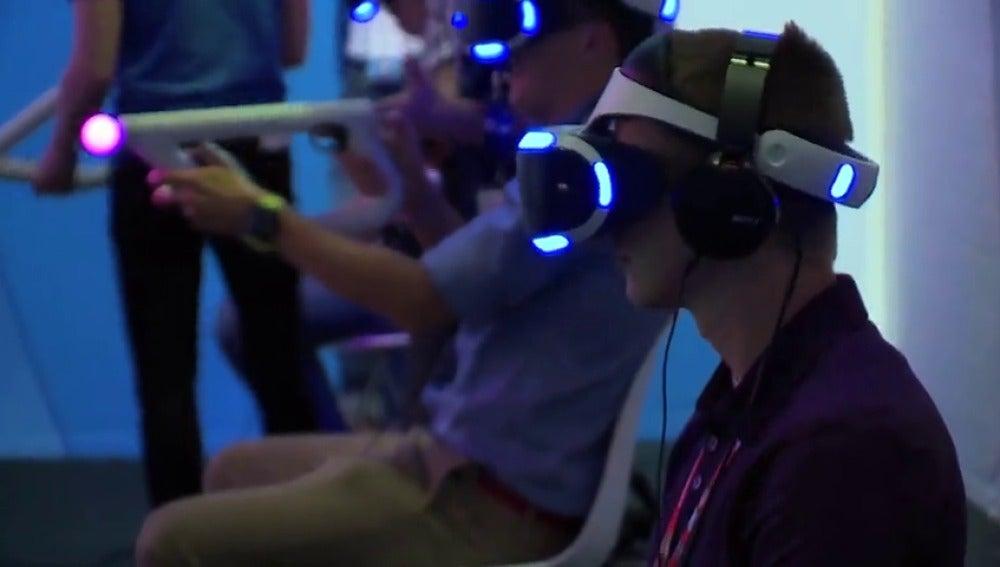 Los nuevos videojuegos se presentan en Los Ángeles