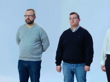 Los tres voluntarios pierden más de 10 kilos en 70 días