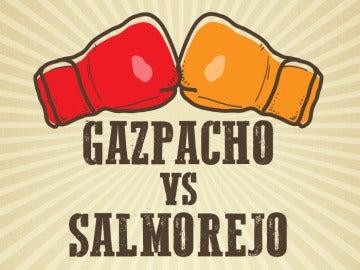 Salmorejo vs Gazpacho