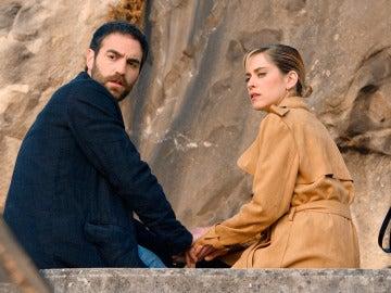 Iñaki trata de arreglar las cosas con Carmen