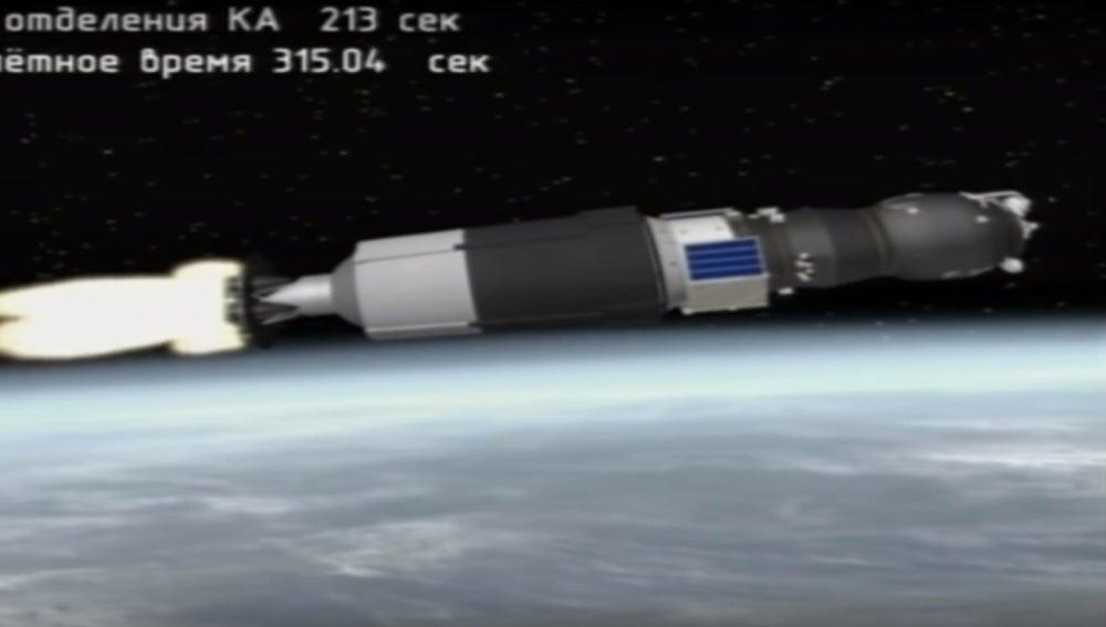 Un carguero ruso envía chorizo a la Estación Espacial Internacional