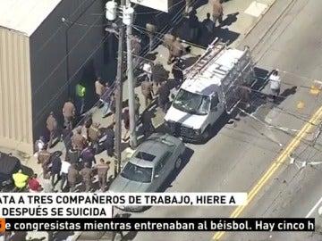 Un tiroteo en un centro de mensajería de San Francisco deja cuatro muertos, entre ellos su presunto autor