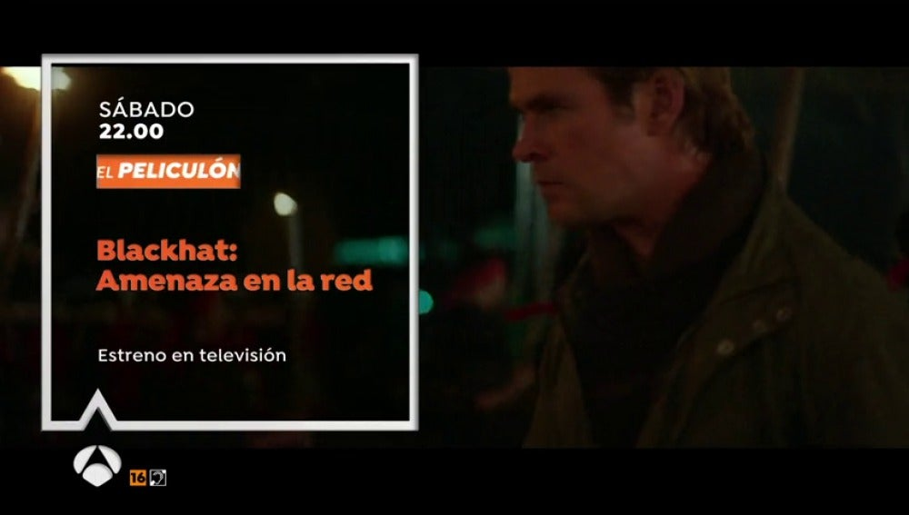 Chris Hemsworth protagoniza el estreno de 'Blackhat: Amenaza en la red'