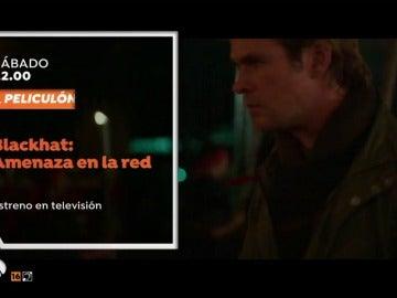 Chris Hemsworth protagoniza el estreno de 'Blackhat: Amenaza en la red'