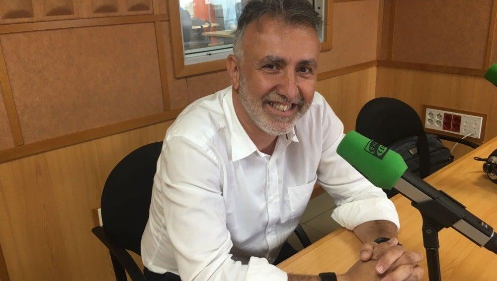Angel Victor Torres, candidato a la secretaría general del PSOE en Canarias