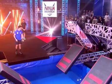 Carlos Coloma, de las olimpiadas a 'Ninja Warrior'