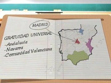 Madrid se suma a las comunidades que los ofrecen