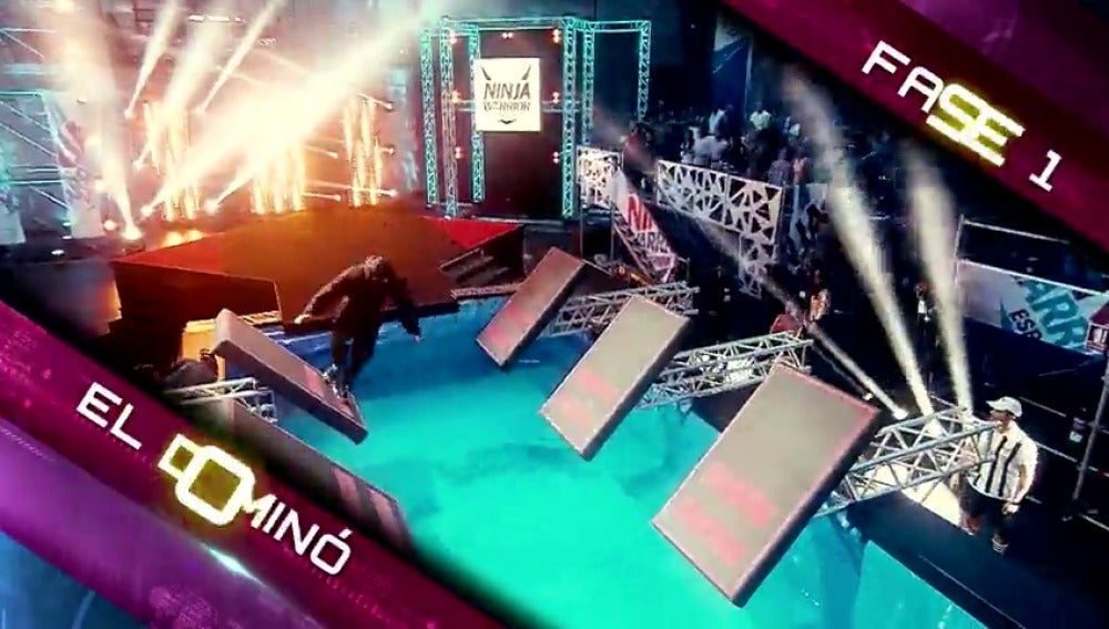 Así serán los obstáculos de la primera fase del segundo programa de 'Ninja Warrior'