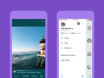 Twitter renueva su imagen para ofrecer una experiencia más rápida, más nítida y más intuitiva
