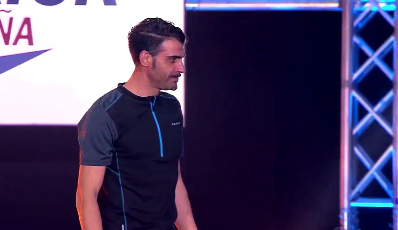 Óscar Pereiro, del oro olímpico a 'Ninja Warrior'